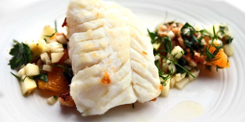 Torsk med dill og squash - Rask og perfekt torsk - ja, her er oppskriften. Dette er en oppskrift på torsk som alle kan lage.