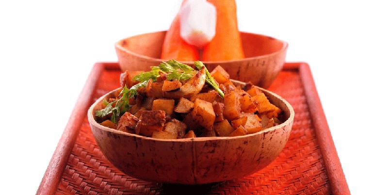 Onion bhajis - Verdens beste løkringer!
