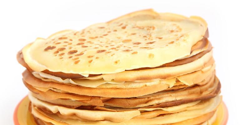 Frokostpannekaker - pancakes - Om du vil ha pannekaker til frokost kan det være lurt å lage røra dagen i forveien.