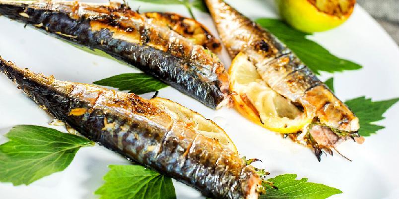 Grillet makrell - Bli en mester til å grille makrell i sommer!
