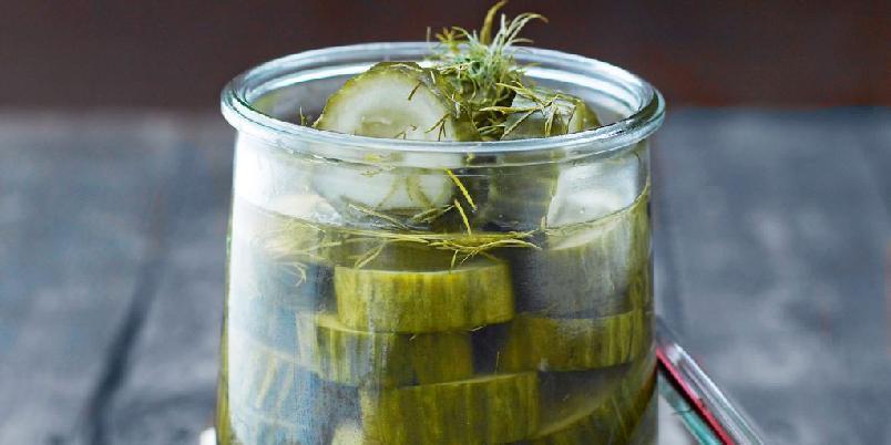 Sylteagurker - Slik sylter du dine egne agurker.