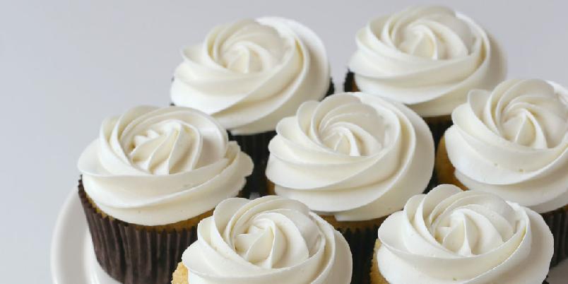 Cupcakes med gulrot - Cupcakes er lekre når de lages på denne måten.