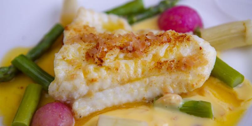 Beurre blanc - Dette er oppskriften som gjør det enkelt å lage beurre blanc.