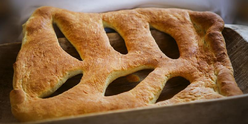 Fougasse - Du kan glede til deg å bake dette brødet.