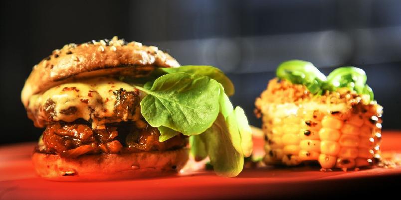 Sliders - Sliders er blitt veldig trendy i det siste. Det er små hamburgere som er lettere å spise med hendene.
