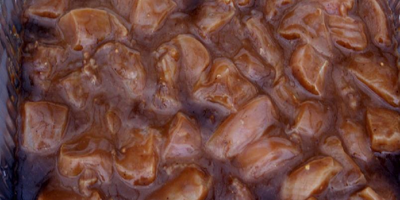 Marinade til grillspyd - En herlig og smaksfull marinade til grillspyd