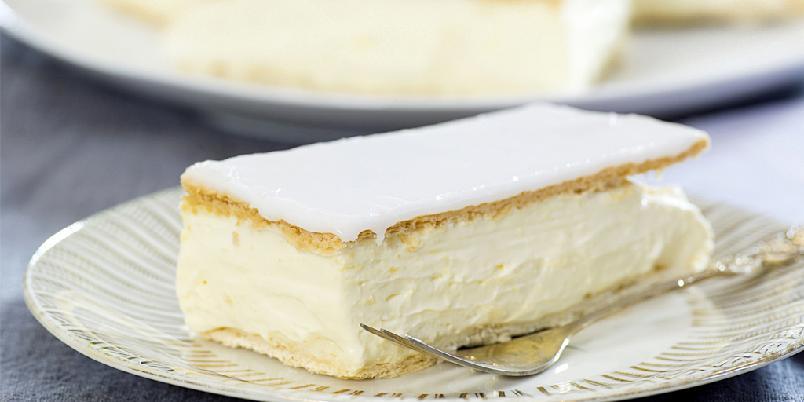 Napoleonskake - Denne kaken er garantert enklere å lage enn du tror!