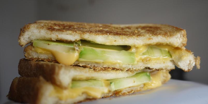 Brokkolisandwich med to oster - Hvorfor har jeg ikke tenkt på dette før?