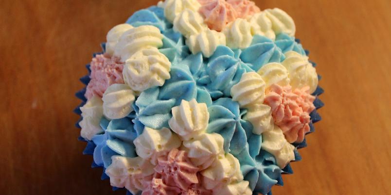 Sachoza's hjemmelaget muffins/cupcakes! - Gode muffins! Du kan velge om du vil lage oppimot mange små eller få store!