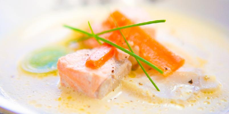 Norsk fiskesuppe -