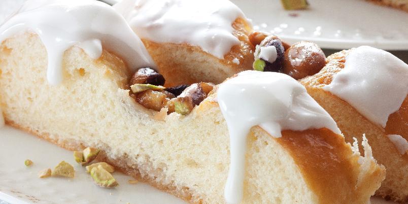 Hvetestang - Gi gjærbaksten en smak av honning og nøtter!