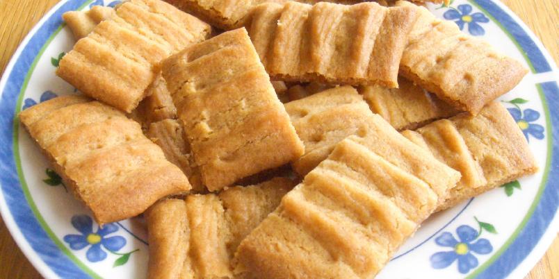 Populære småkaker med karamellsmak - Disse småkakene har deilig karamellsmak og er populære året rundt!