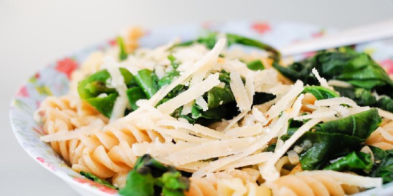 Pasta med grønnsaker - Dette trikset gjør grønnsakspasta mye mer smakfullt.