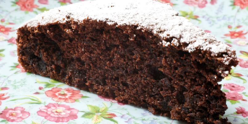 Sjokolade- og squashkake - Squash i sjokoladekake kan du ikke smake, men den gjør faktisk sjokoladekaka veldig saftig.