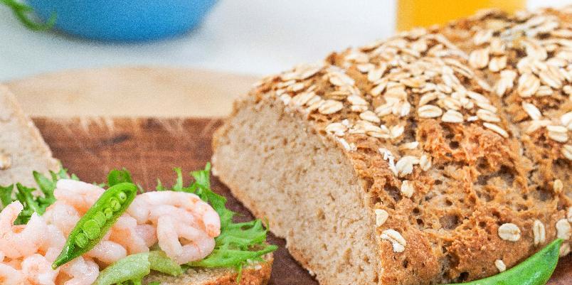 Landslagets havrebrød - Dette brødet tar to dager å lage, og det er så verd det!