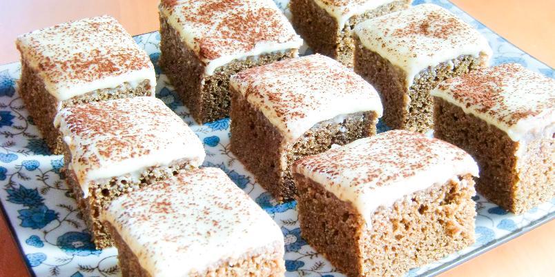 Brownies med cappuccinosmak - Ah - er du glad i cappuccino, kommer du til å elske disse browniesene!