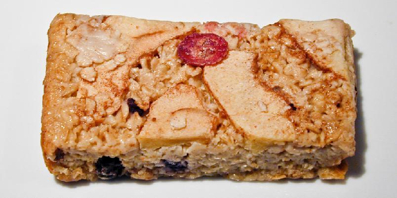 Eplefrokost - Denne kan du lage og ha til frokost. Du kan til og med ta den med i farta!