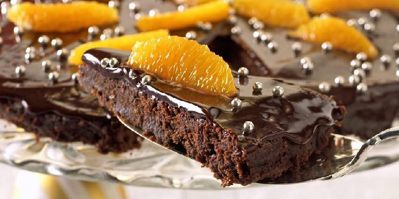 Fransk sjokoladekake - Eksklusiv smak, men enkel å lage.