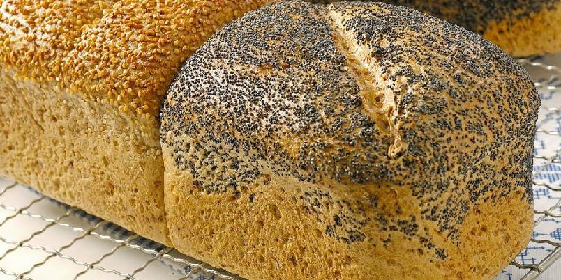 Speltbrød med ekstra protein - Soloddenbrød -