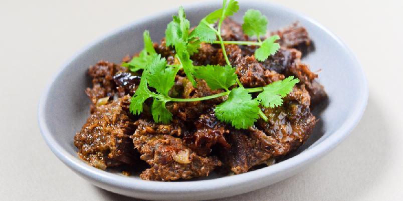 Oksekjaker som er kokt lenge - Langkokt oksekjøtt er nydelig. Særlig med denne oppskriften.