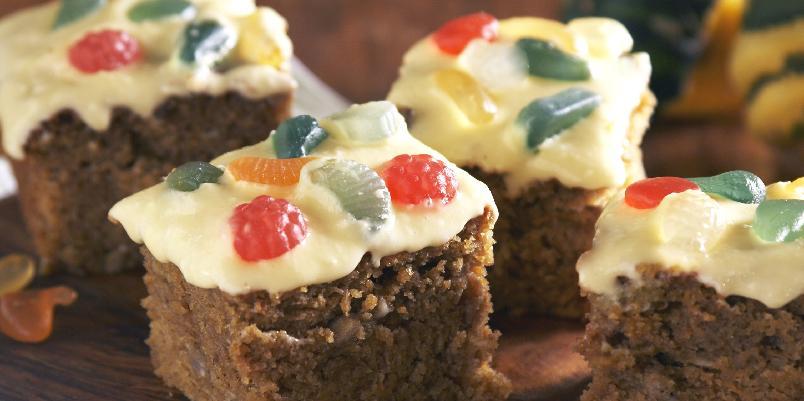 Gresskarkake - Bruk gresskaret til å lage en saftig kake!