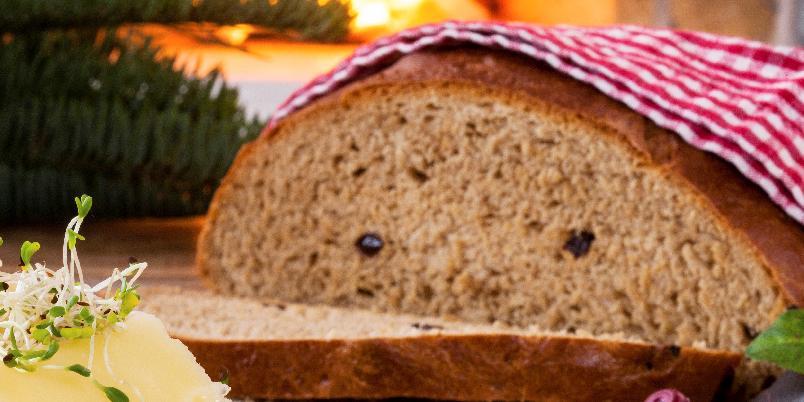 Vørterbrød - Denne oppskriften gir to til tre brød.