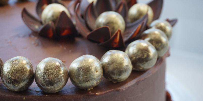 The Secret Chocolate Cake - Hvis du liker sjokolade kommer du til å elske denne herlige sjokoladekaken!