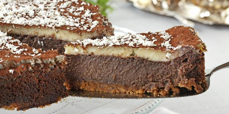 Sjokoladeostekake - Spennende, kremete og smakfull kake!
