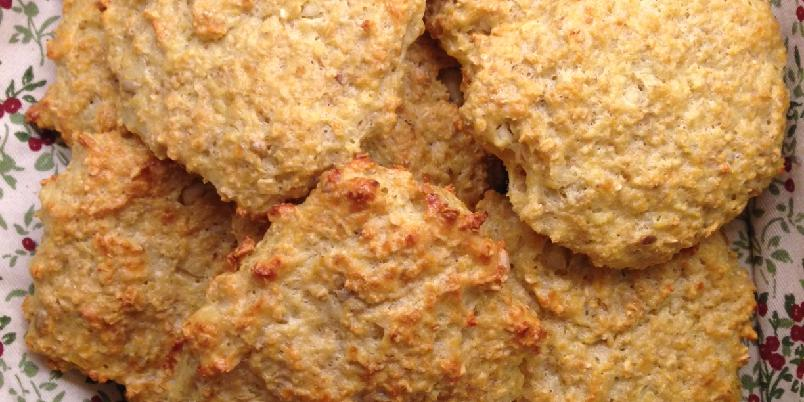 Proteinrike og enkle scones - Ferdig på null, komma niks, og smaker fortreffelig!
