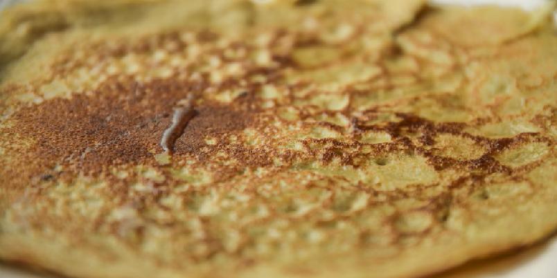 Pannekaker med havre - Sunne pannekaker som danker ut alle andre oppskrifter.