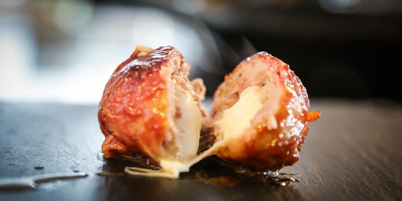 Baconbombe - Til deg som elsker bacon! Det er bare å glede seg...
