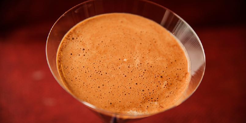 Sjokolademousse med øl -