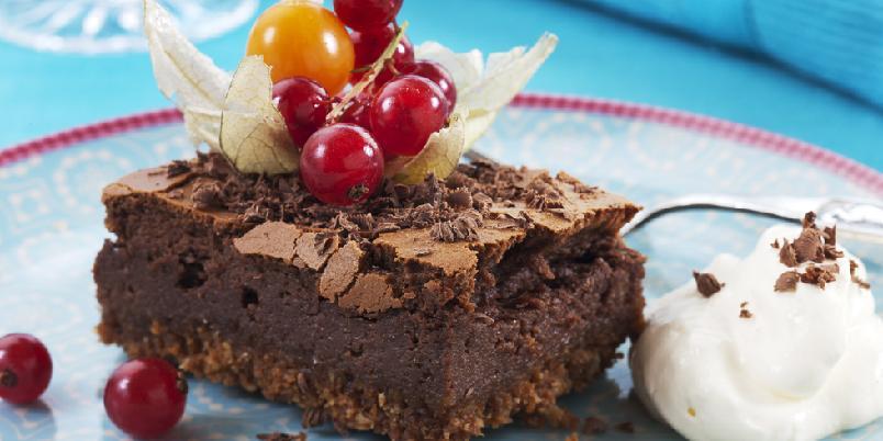 Mokkaostekake - Dette er ostekaken for sjokoladeelskere!