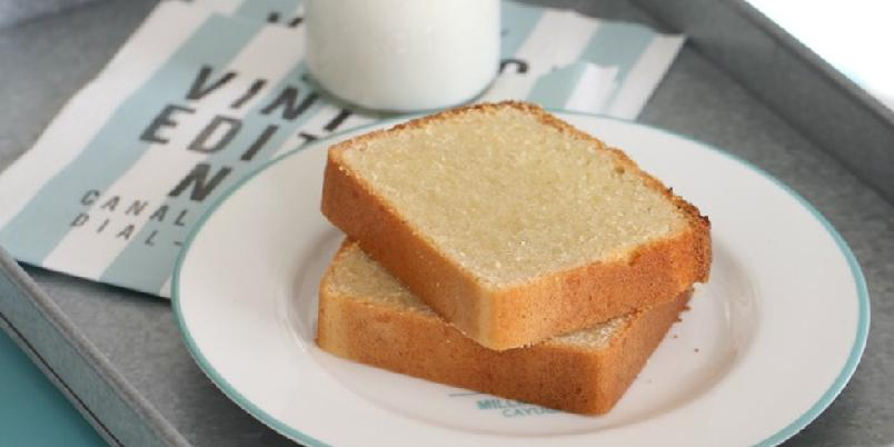 Vaniljeformkake - Deilig myk formkake med smak av vanilje
