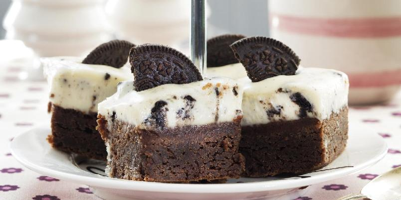 Ostekake med Oreo - Denne deilige ostekaken er umulig å ikke like!