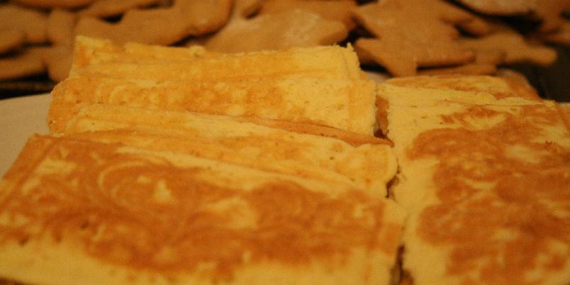 Goro uten gluten og melk - Det beste med disse er at de er knallgode og kjevlefri.