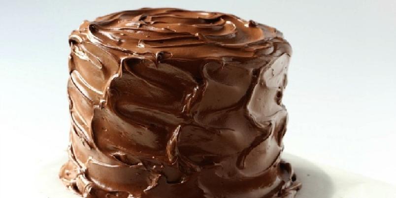 Sjokoladekake med lakris - Lakris og sjokolade i én og samme kake? Ja, takk!