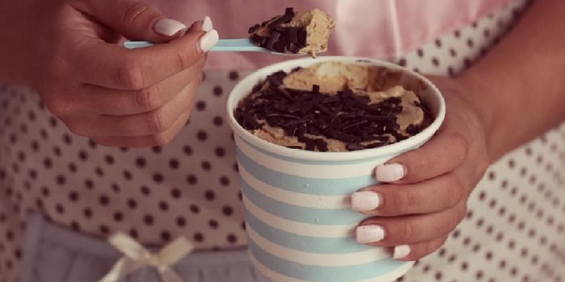 Enkel iskrem - Lag hjemmelaget iskrem med den smaken du liker best!