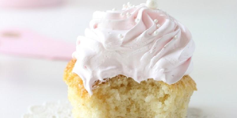 Manuelas vaniljecupcakes - Disse må du bare prøve...