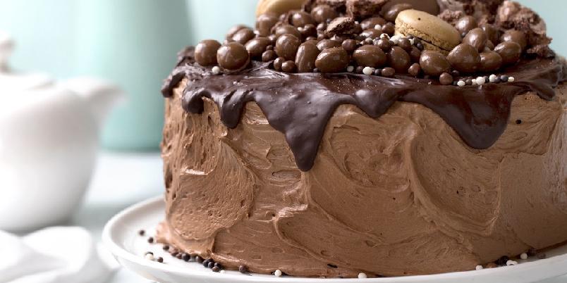 Sjokoladedrøm - En drøm for sjokoladeelskere...