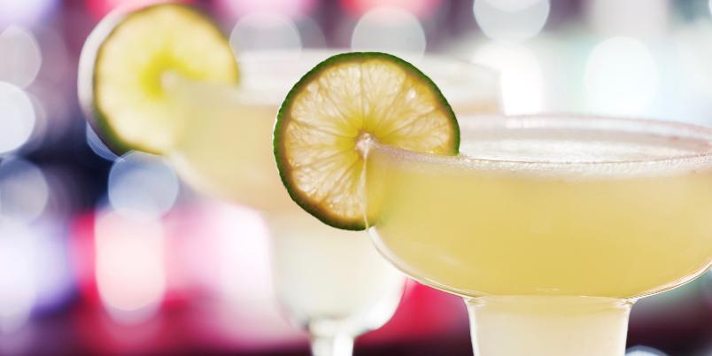 Margarita - Tequila, appelsinlikør og limejuice gir en frisk og spennende drink.