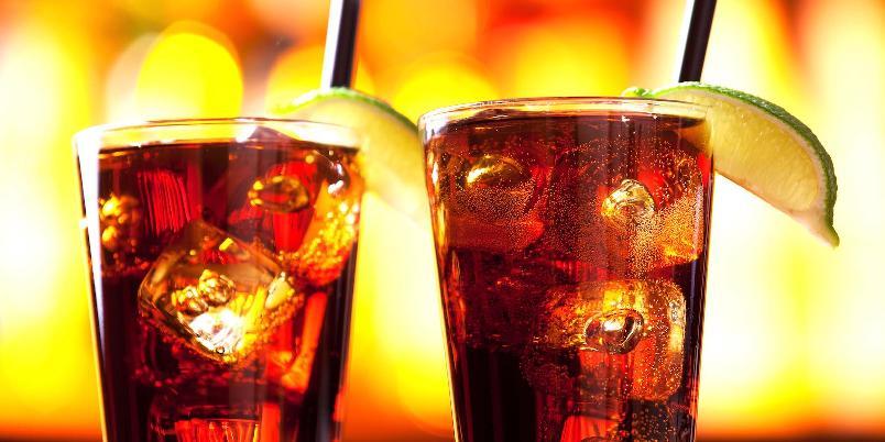 Long Island Iced Tea - Den ser ut som iste, og legger du godviljen til, smaker den sånn også.