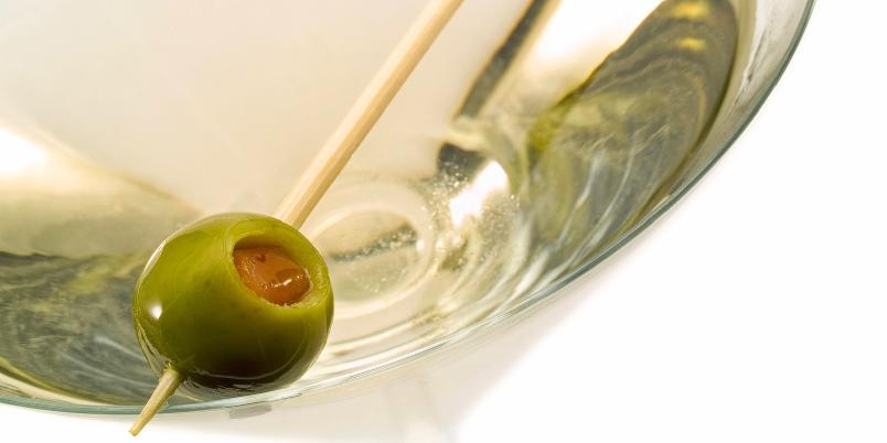 Dry Martini - Slik lages en Dry Martini.