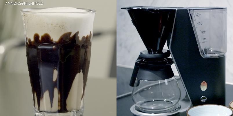 Lag en deilig kaffe med sjokolade - Annonsørinnhold fra Elkjøp.