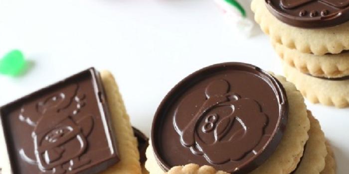 Sukkerkjeks til jul - Disse sukkerkjeksene er perfekte å gi bort som julegave eller vertinnegave.