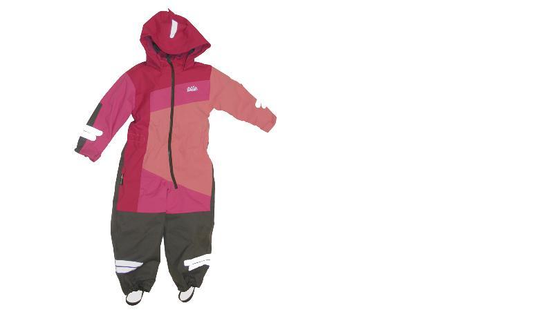 Stor test av vinterdresser 2018. Tester og barneutstyr